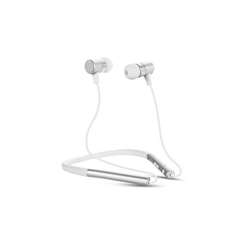 19.9 - Ασύρματα Ακουστικά με Bluetooth Χρώματος Άσπρο BT-790