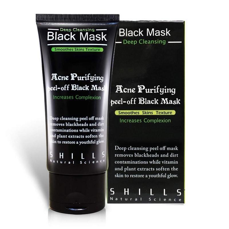 9.9 - Μάσκα Προσώπου για Καθαρισμό από Μαύρα Στίγματα 50 ml