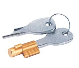 9.97 - Κλειδαριά Ασφαλείας