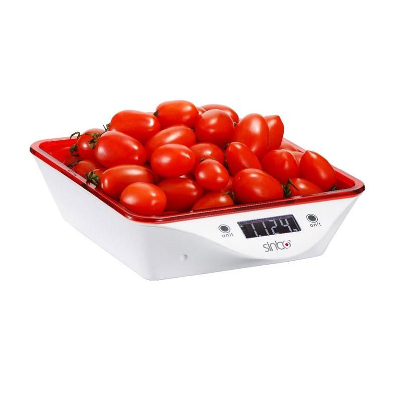 17.9 - Ψηφιακή Ζυγαριά Ακριβείας Κουζίνας 5Kg