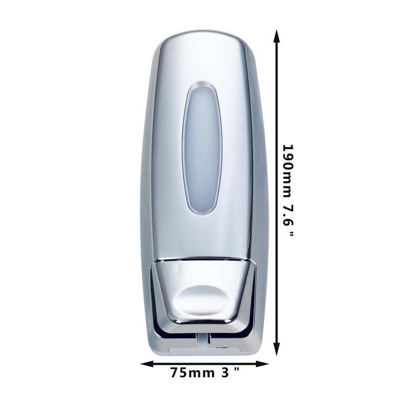 9.9 - Επιτοίχιος Διανεμητής - Dispenser Σαπουνιού 410 ml για Μπάνιο και Κουζίνα