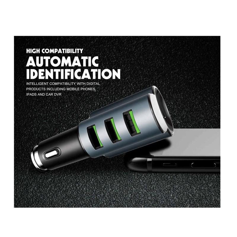 34.9 - Handsfree Ακουστικό Bluetooth και Ταχυφορτιστής Αυτοκινήτου
