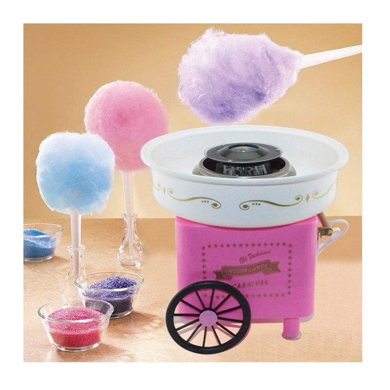 Συσκευή για Μαλλί της Γριάς - Cotton Candy Maker