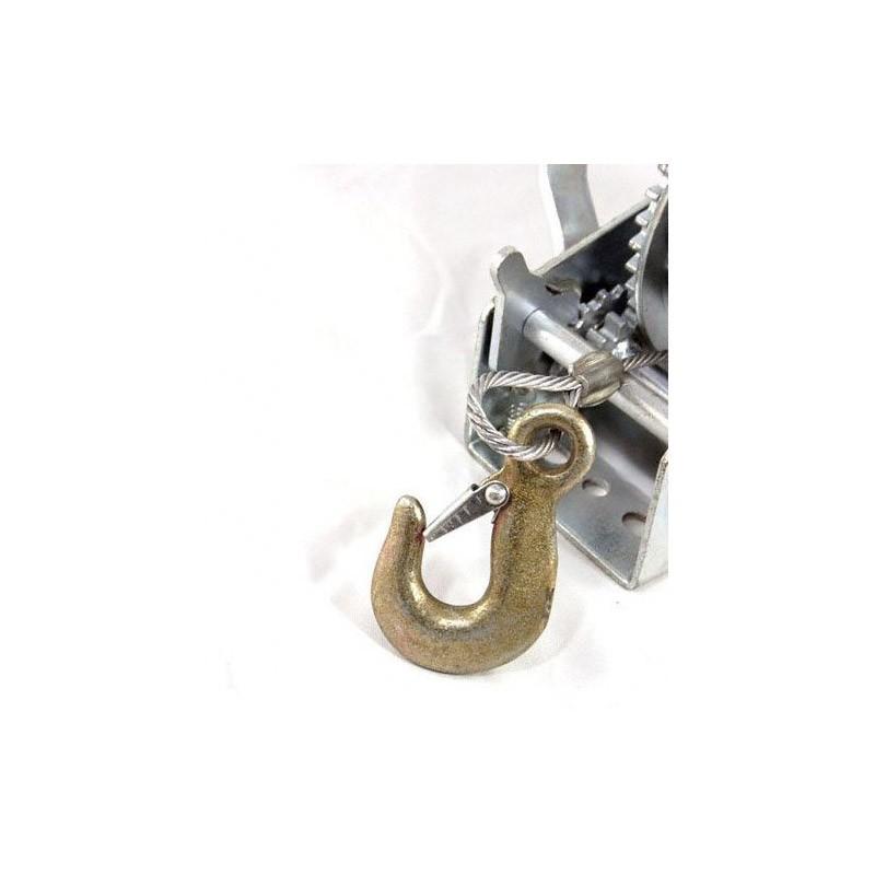 29.9 - Χειροκίνητος Εργάτης - Βίντσι 10 m 500 Kg για Πολλαπλές Χρήσεις