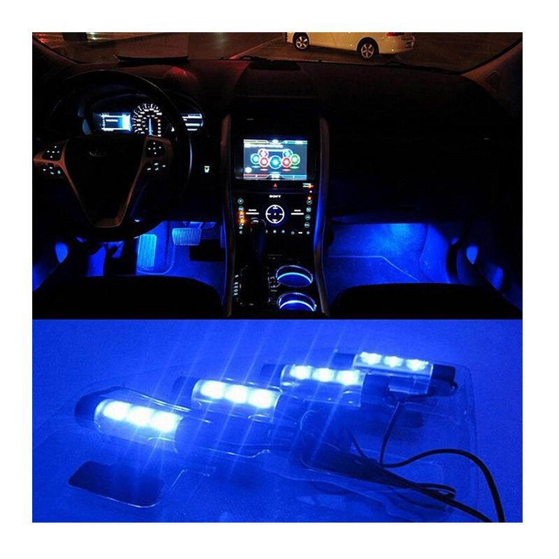 9.9 - Φωτισμός Καμπίνας Αυτοκινήτου με Led 12V