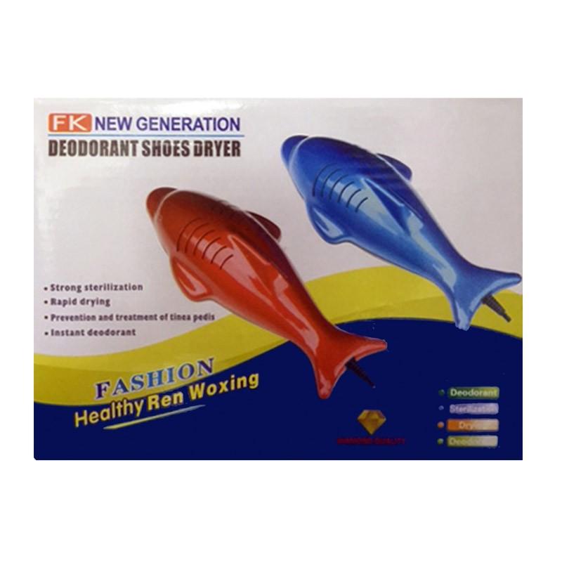 8.9 - Ηλεκτρικός Στεγνωτήρας και Θερμαντήρας Παπουτσιών 14 W Χρώματος Μπλε