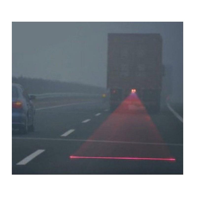 16.9 - Πίσω Φως Ομίχλης Αυτοκίνητου με Laser