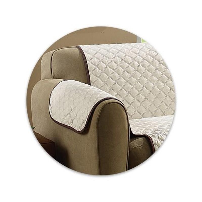 19.9 - Προστατευτικό Κάλυμμα Πολυθρόνας 2 Όψεων Couch Coat