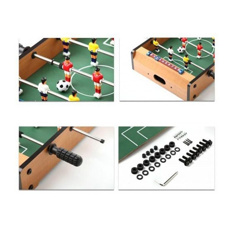 Επιτραπέζιο Ξύλινο Ποδοσφαιράκι