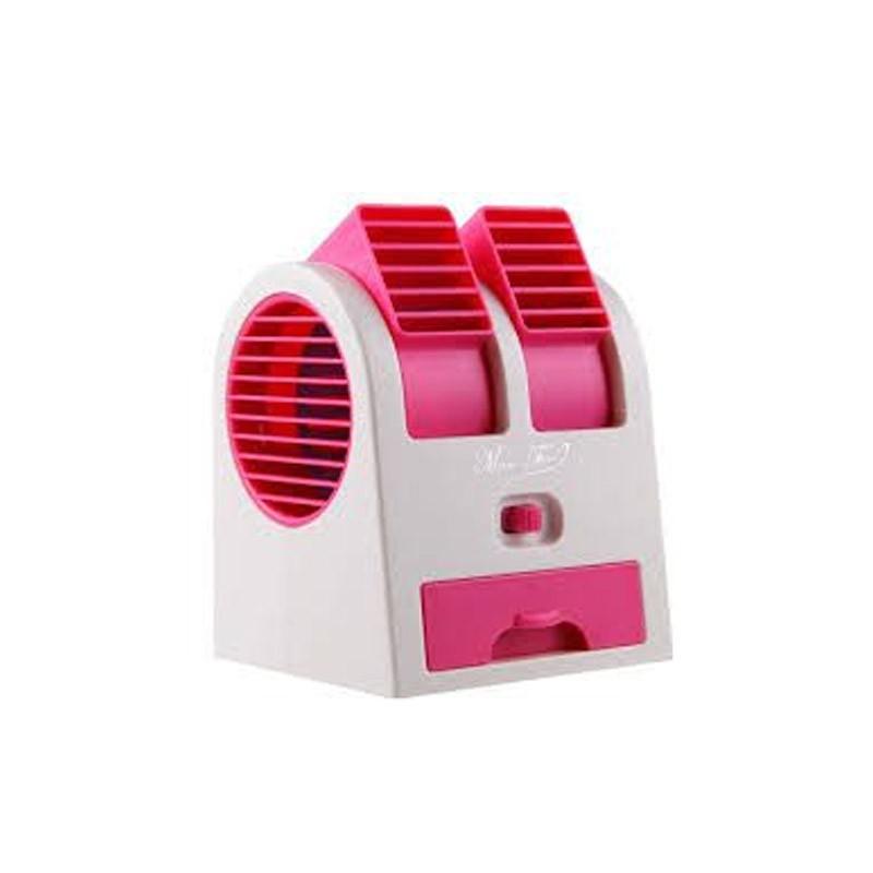 11.9 - Επιτραπέζιος USB Ανεμιστήρας - Μίνι Air Cooler - HB-168