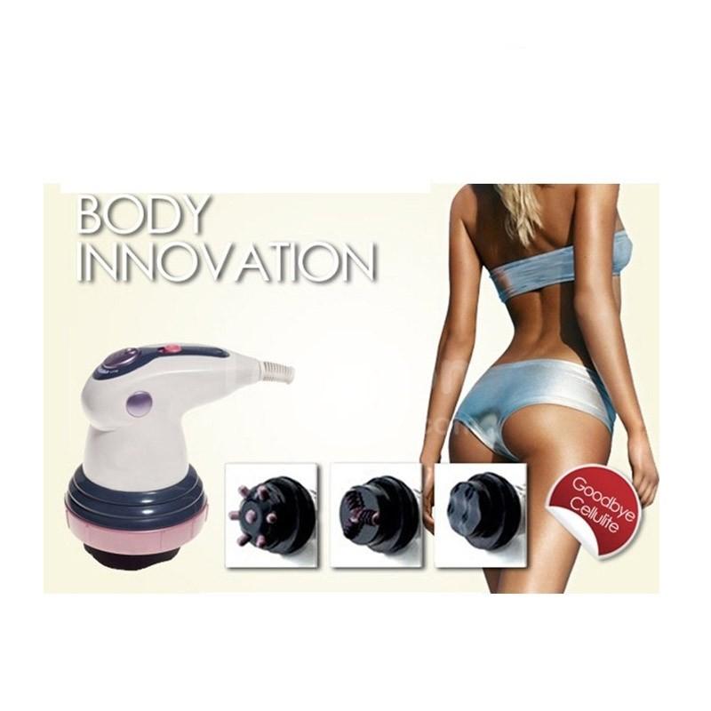 Φορητή Συσκευή Μασάζ για την Καταπολέμηση της Κυτταρίτιδας - Body Innovation