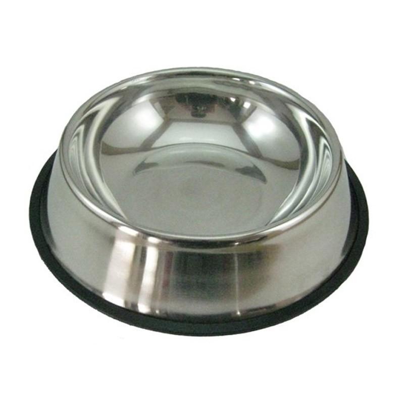 9.9 - Μπολ για Φαγητό Σκύλου Inox