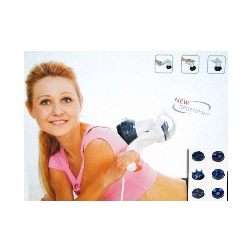 36.9 - Συσκευή Μασάζ Καταπολέμησης της Κυτταρίτιδας 6 Κεφαλών