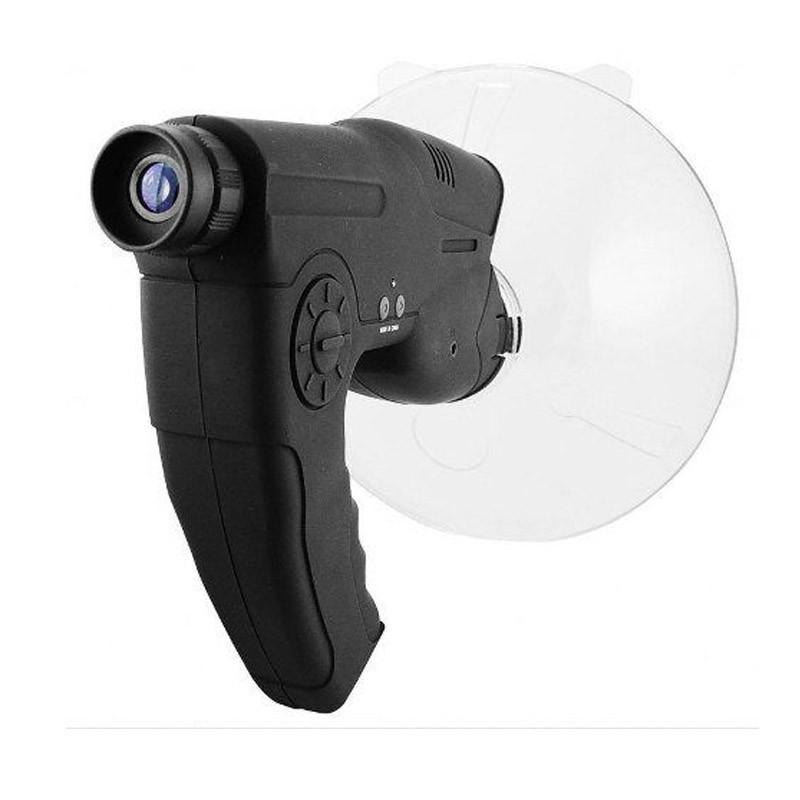 Σύστημα Παρακολούθησης με Τηλεφακό και «Βιονικό» Μικρόφωνο