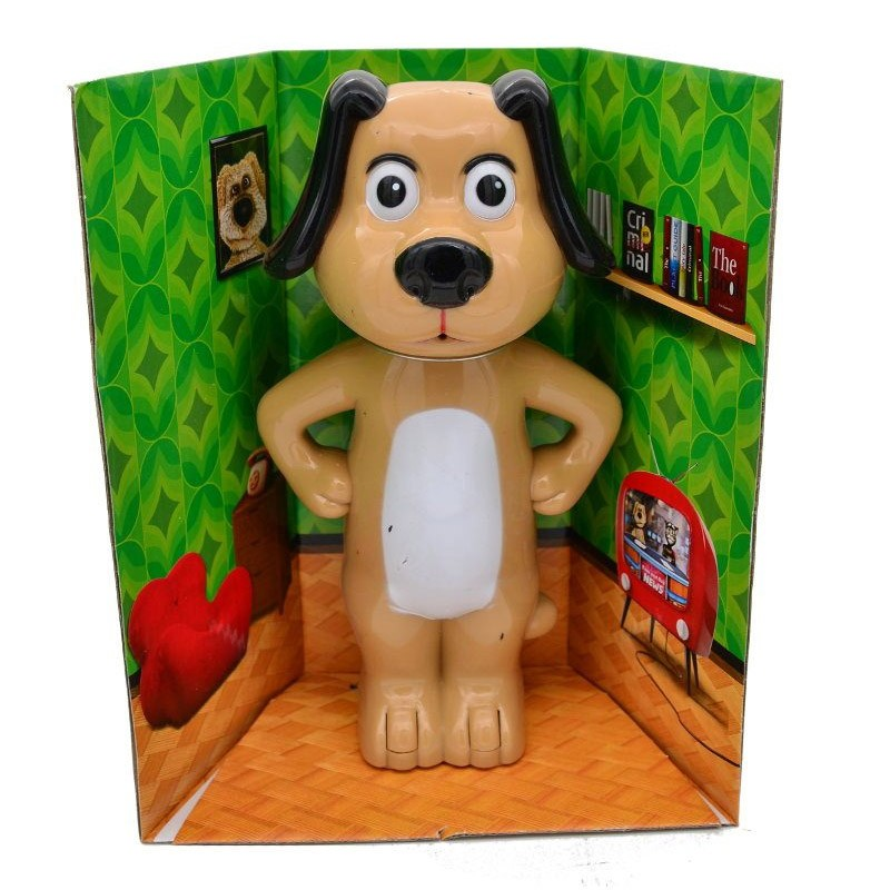 11.9 - Ben Ο Σκύλος που Τραγουδά