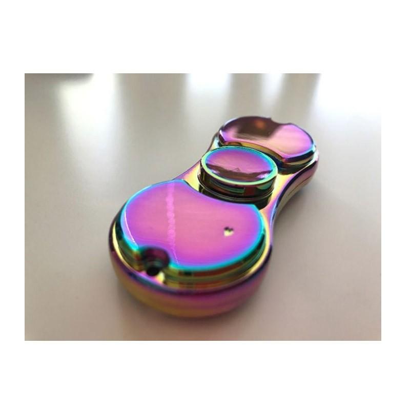 19.9 - Fidget Spinner με Επαναφορτιζόμενο Αναπτήρα