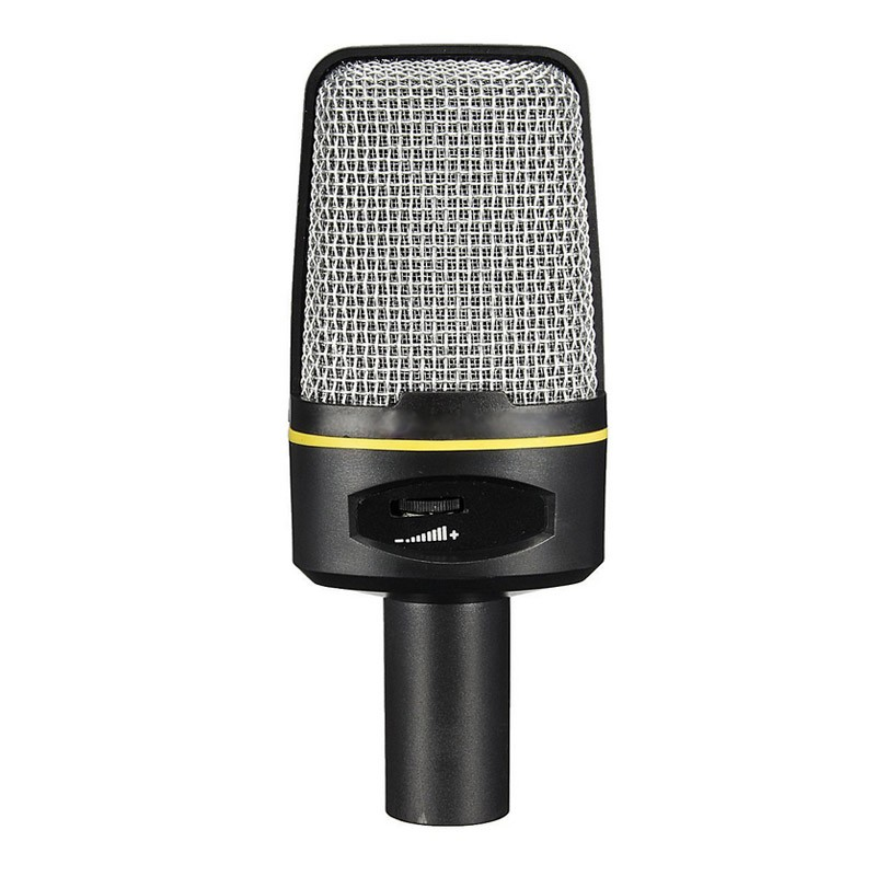 19.9 - Πυκνωτικό Μικρόφωνο Ηχογραφήσεων για Υπολογιστή