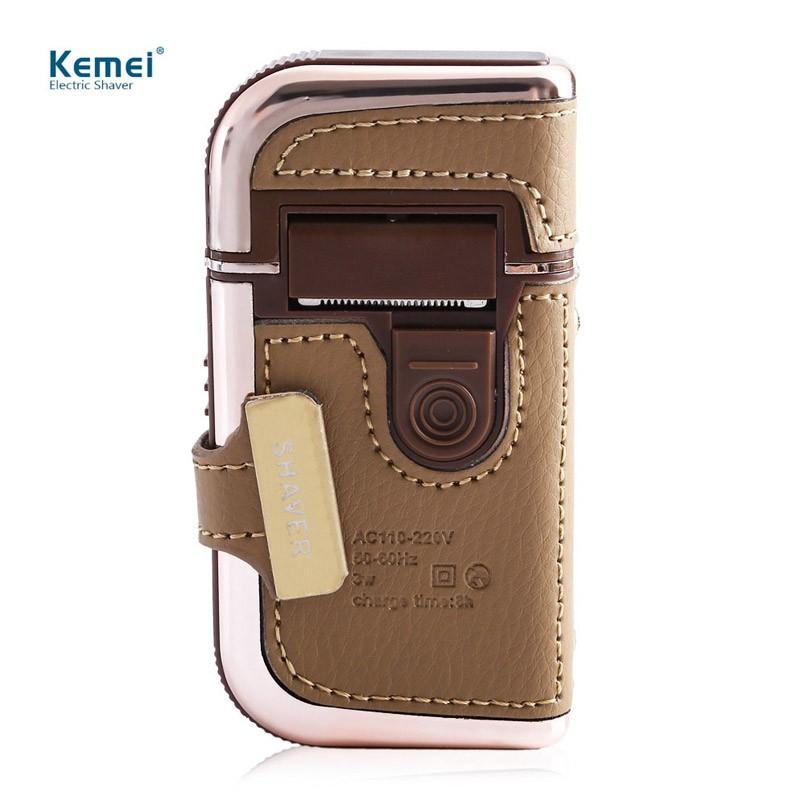 14.9 - Επαναφορτιζόμενη Ηλεκτρική Ξυριστική Μηχανή KEMEI RSCW-5600