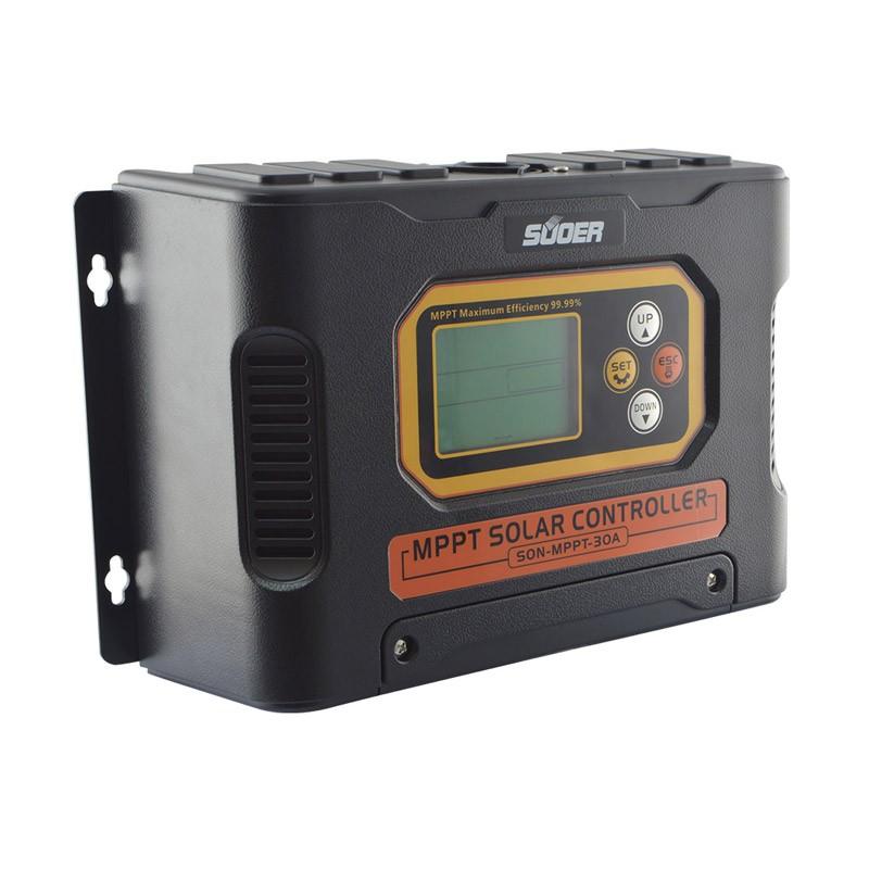 179.9 - Ηλιακός Ρυθμιστής Φόρτισης MPPT-30A
