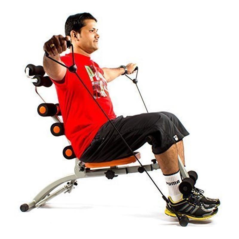 89.9 - Μηχάνημα Εκγύμνασης με Ρυθμιζόμενο Κάθισμα