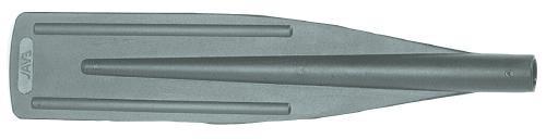 14.32 - Πέλματα Κουπιού Μαύρα Μήκους 60 cm - Σετ Των 2 Τεμαχίων
