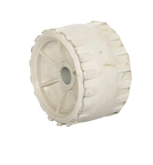 70.2 - Ράουλο Τρέιλερ Πλευρικό Χρώμα Λευκό 90 x 60mm - Συσκευασία Των 10 Τεμαχίων
