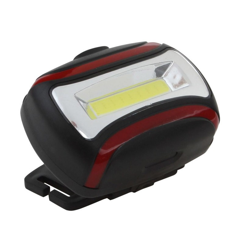 6.9 - Ισχυρός Φακός Κεφαλής COB LED