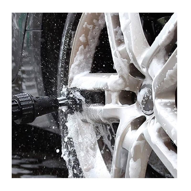 11.9 - Περιστρεφόμενη Βούρτσα Καθαρισμού Αυτοκινήτου Brush Hero