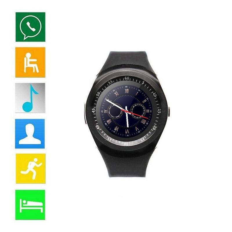 29.9 - Ρολόι Smartwatch με Bluetooth και Κάρτα Sim