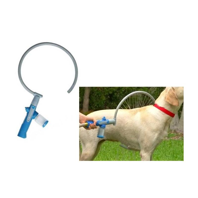 18.5 - Συσκευή Καθαριότητας Κατοικίδιων Pet Bath Ring