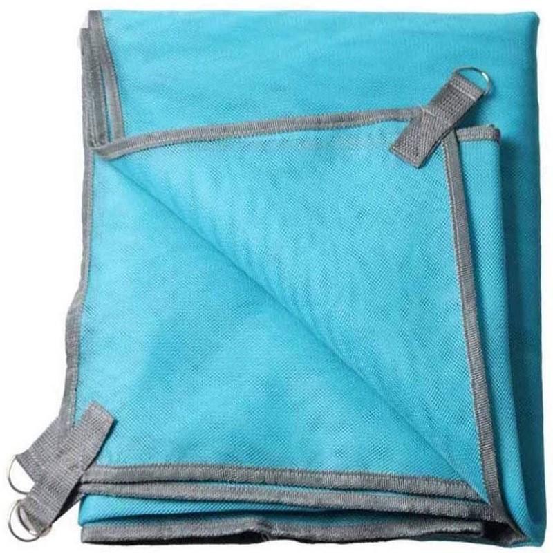 13.9 - Υπόστρωμα Πετσέτας - Ψάθα Παραλίας Χρώματος Μπλε