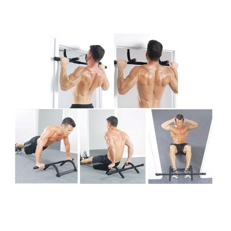 19.8 - Μονόζυγο Πόρτας Iron Gym
