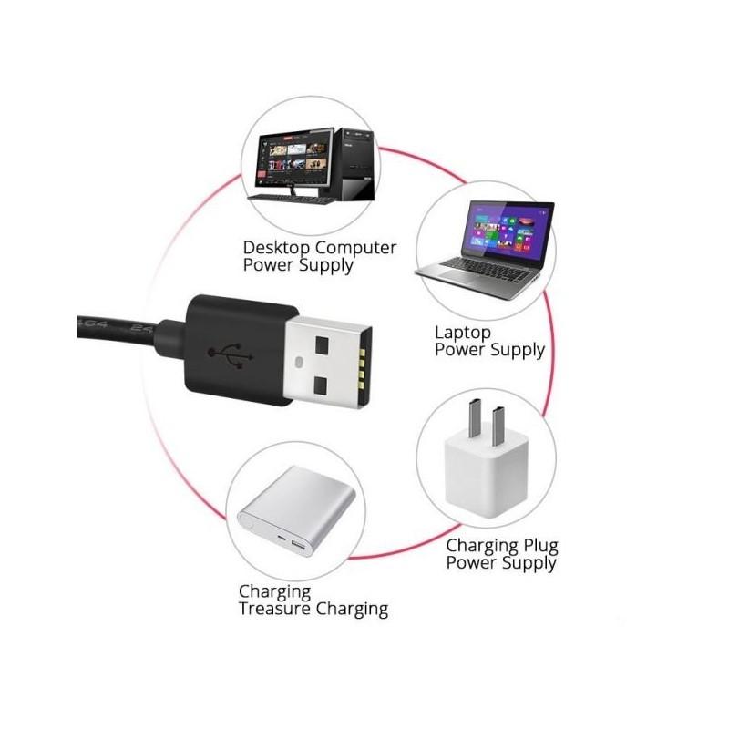 29.9 - Φωτογραφικό Δαχτυλίδι LED USB 26cm με Stand και Βάση για Κινητό