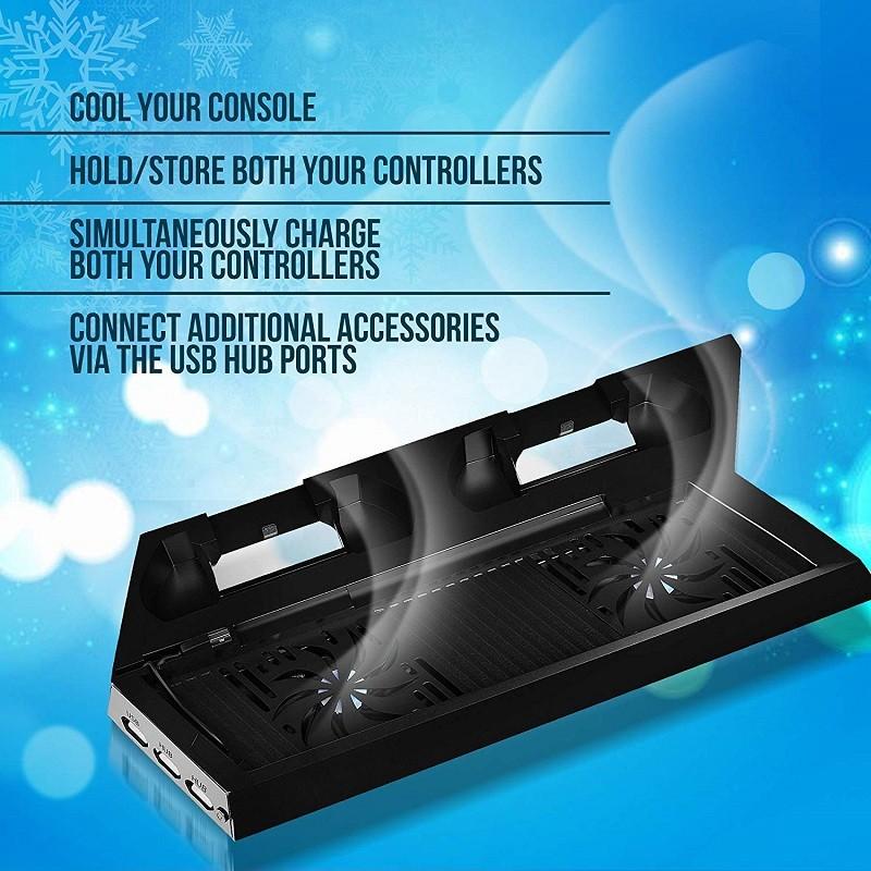 26.9 - Βάση Φόρτισης για PS4
