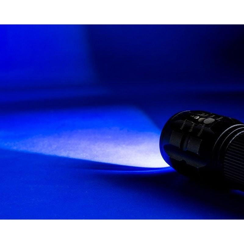 19.9 - Αδιάβροχος Φακός με LED Φωτισμό 2000 Lumens