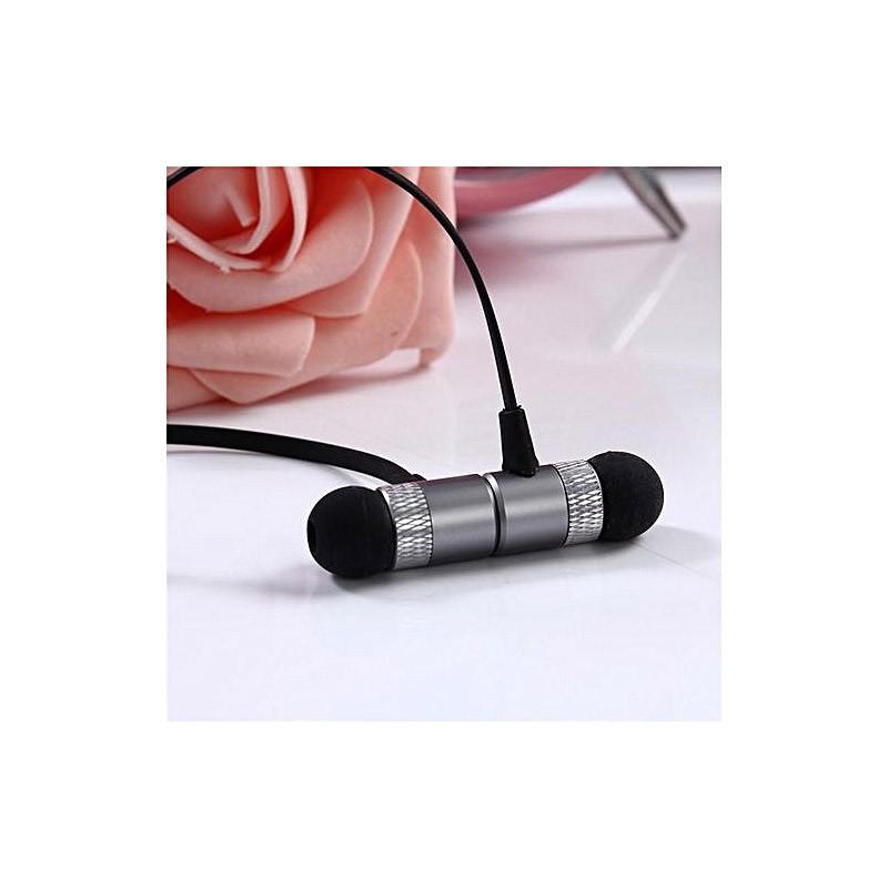 19.9 - Ασύρματα Ακουστικά με Bluetooth Χρώματος Μαύρο BT-790