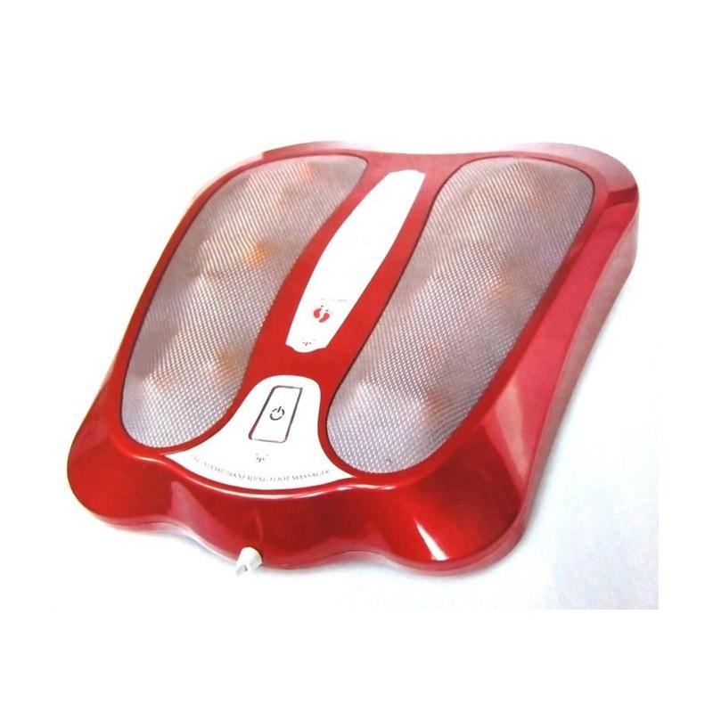 53.9 - Ισχυρή Συσκευή Μασάζ Shiatsu Ποδιών με Θέρμανση Υπερύθρων