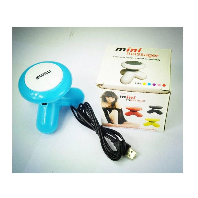 6.9 - Συσκευή Μασάζ USB 3 Κεφαλών για Ολόκληρο το Σώμα