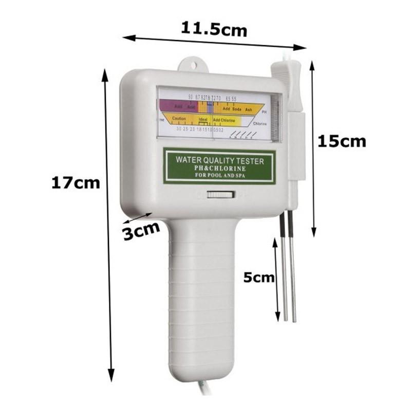 Ηλεκτρονικό Όργανο Μέτρησης Ποιότητας Νερού OEM