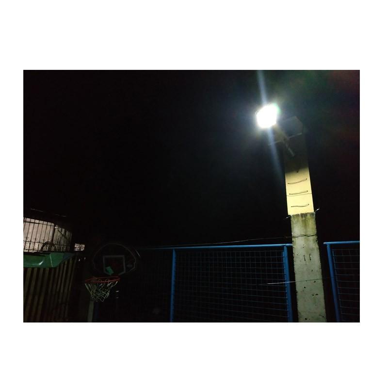 Ηλιακός Προβολέας Εξωτερικού Χώρου με Πάνελ OEM 50 W