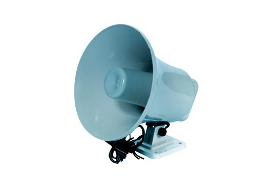 13.66 - Μεγάφωνο Αδιάβροχο Για Εξωτερική Χρήση/VHF - 12V - 10 WATT