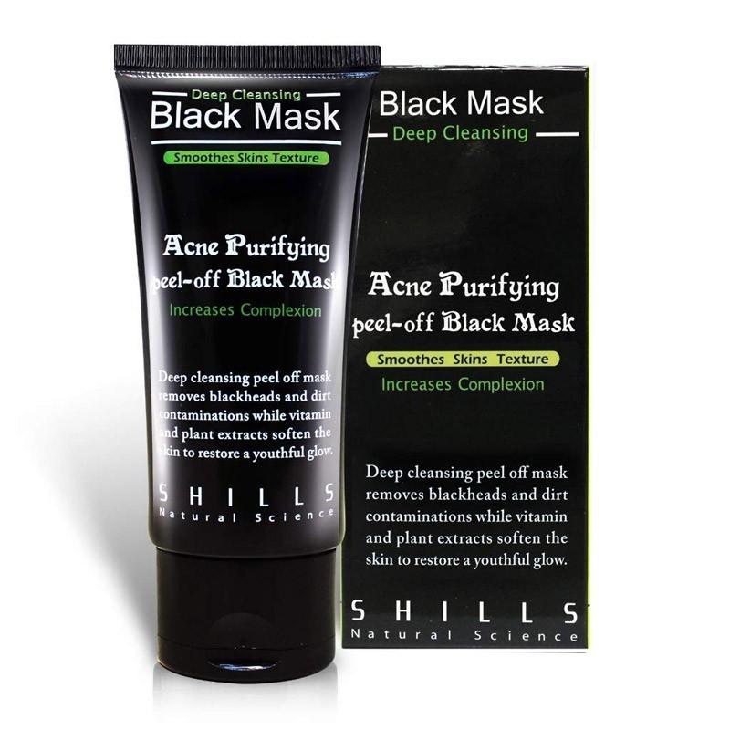 Μάσκα Προσώπου για Καθαρισμό από Μαύρα Στίγματα 50 ml