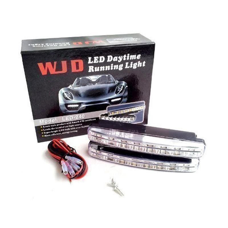 Προβολάκια - Φώτα Ημέρας Αυτοκινήτου WJD LED - 240