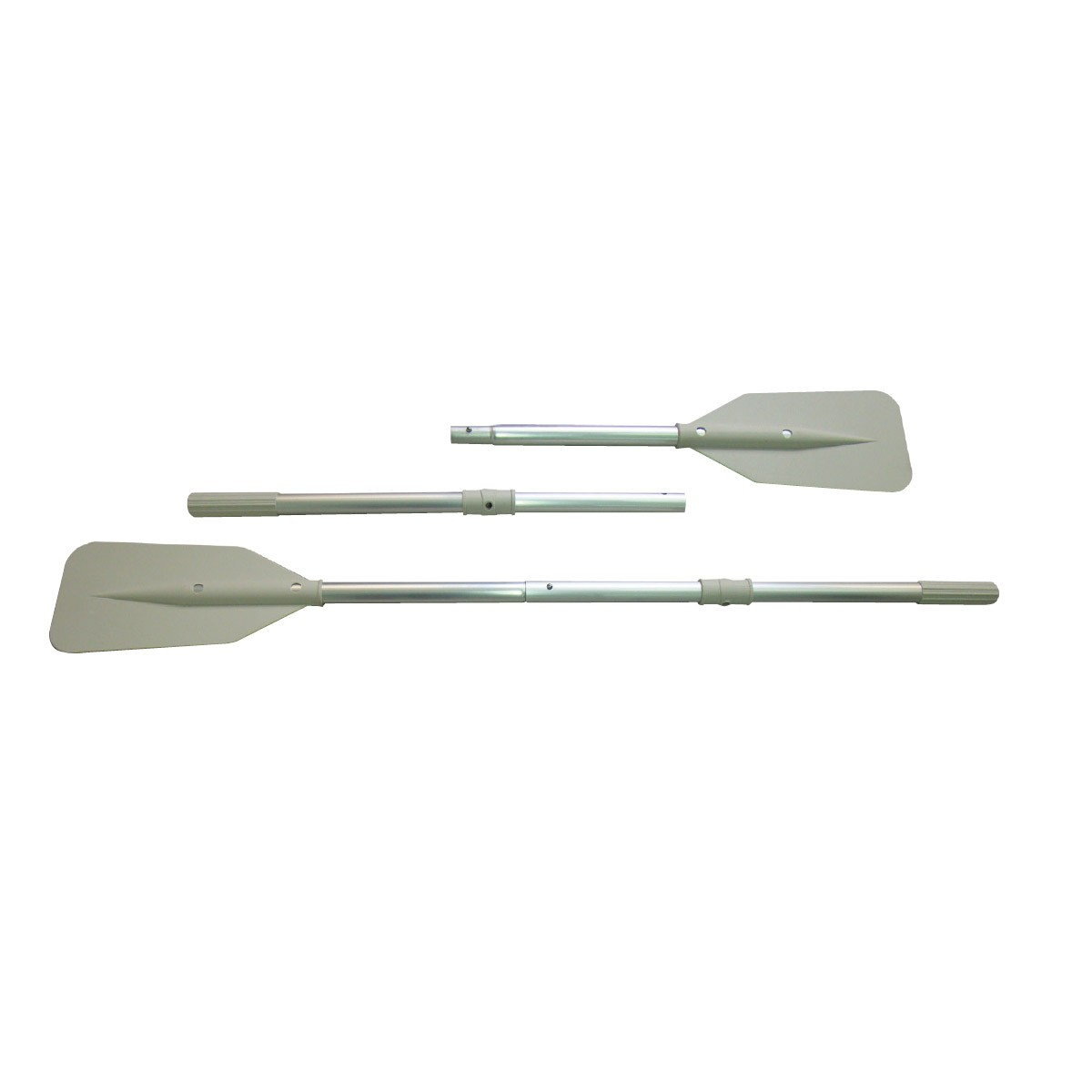 40.68 - Κουπιά Σπαστά Φουσκωτού Μήκους 75-143cm (Ζεύγος)