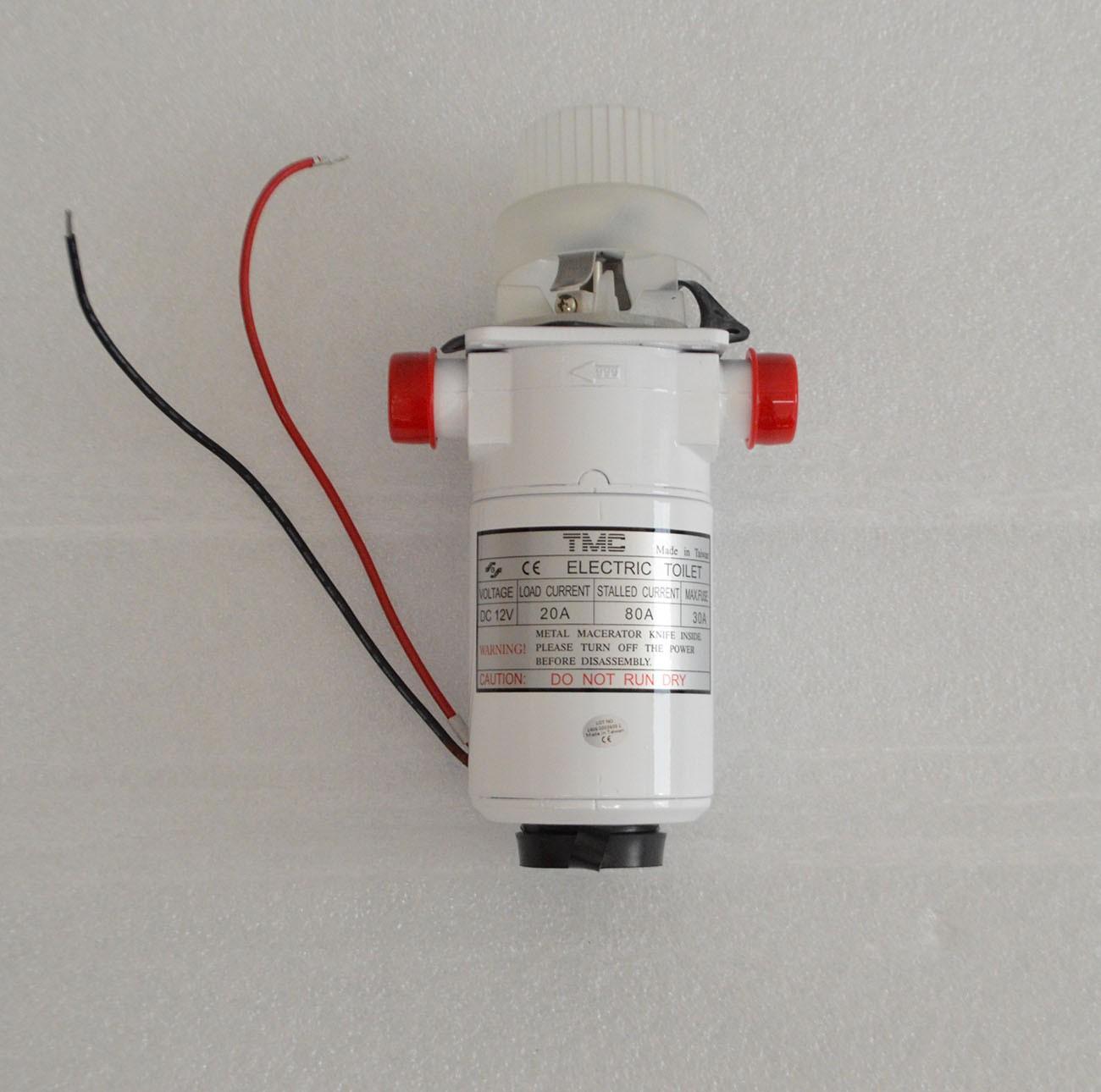143.61 - Αντλία 12V Για Ηλεκτρική Τουαλέτα
