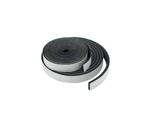 15.85 - Αυτοκόλλητη Ταινία Νεοπρενίου Για Στεγανοποίηση Καταπακτών Πάχους 6mm