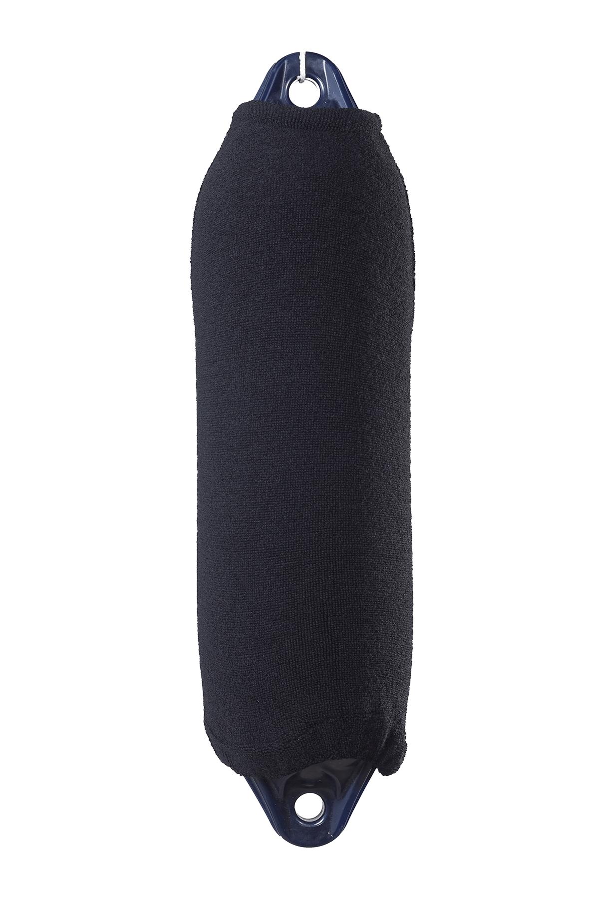22.34 - Καλύμματα Μακρόστενων Μπαλονιών 61cm Χρώματος Μαύρου - Σετ Των 2 Τεμαχίων