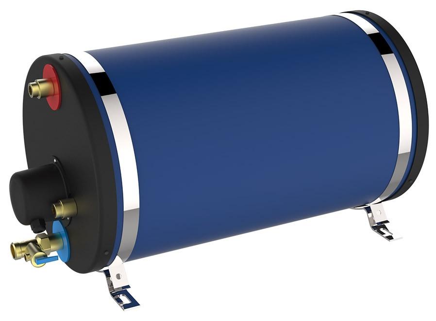498.59 - Ναυτικός Θερμοσίφωνας Κυλινδρικός 30L 1200W Αλουμίνιο