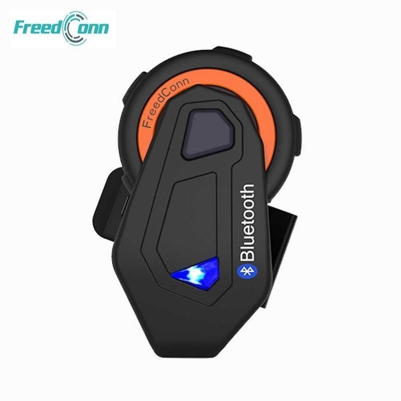 69.9 - Ενδοεπικοινωνία Bluetooth Κράνους Μηχανής FreedConn T-Max