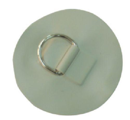10.68 - Γάντζος Πρύμνης Inox Τύπου D 2 cm x 4 mm - Σετ x4